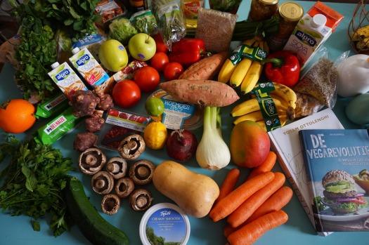 Food Grocery Fruit Groceries Fresh Soy Vegan